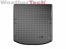 WeatherTech Cargo Liner Trunk Mat for Audi A4/S4 - 2017-2018 - Black