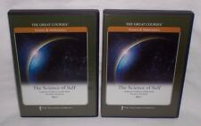 The Great Courses THE SCIENCE OF SELF 4-Disc 2-DVD Set 24 Lectures Lee M. Silver