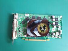HP 412834-001 Quadro FX 1500 256MB PCIe Graphics Card Std Bracket SPS 413109-001