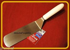 Turner / Spatula ~ Flexible Stainless Steel Blade ~ Poly Handle ~Pro Grade ~ New