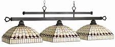 Pool Billiard Table Light Yorkville Matte Black Finish YOR-B56 w/ FREE Shipping