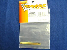 TRAXXAS PARTS #2656T - Shock Shafts, Titanium-clad (xx-long) (2) for T-MAXX 15