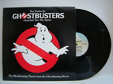 Ray Parker Jr. Ghostbusters, Soundtrack Theme, Arista ARIST12-580 Ex+