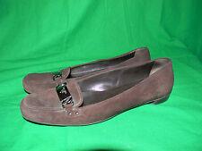 Prada Leather shoes 10/40 Prada shoes 10 Prada Logo Flat Shoes 10 mary janes 10
