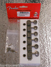 Fender Telecaster / Stratocaster Tuning machines /  RELIC Old Aged Antique L@@K!