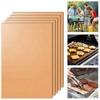 Stuoia Barbecue Antiaderente BBQ Teflon Grill Pellicola Documento Conchiglia