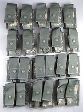 Lot of 2 ACU Grenadier Sets NEW 16 MOLLE Pouch each, 40mm US Army Universal Camo