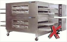 Natural Gas Commercial Conveyor Oven Lincoln Impinger X2 3262 2