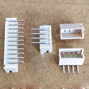 Vertical SMT Socket ZH1.5mm Plug Connector 2P/3P/4P/5P/6P/7P/8P/9P/10P