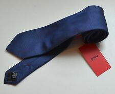 NWT HUGO (Red Label) By Hugo Boss Silk Tie 'Tie cm 7'