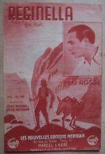 § partition ancienne REGINELLA fox trot - Tino Rossi