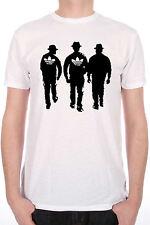 Clásico RUN DMC AÑOS 80 Rap Hip Hop Música Camiseta