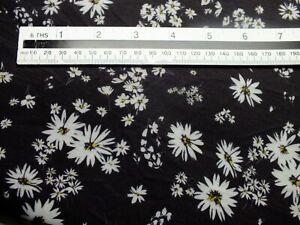 cotton jersey lycra ,  floral  print