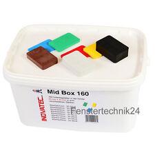 Kunststoff Unterlegplatten 160 Stück 60x40x.. Abstandshalter  Montageklötze