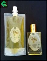 100% PURE ORGANIC MOROCCAN ARGAN OIL 100ml - LOWEST PRICE - FREE SHIPPING