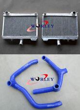 For Honda Goldwing 1500 GL1500 1988-2000 95 96 97 98 99 Aluminum radiator & hose