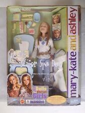 "Mary-Kate and Ashley - Mary-Kate ""Super Spa Day""Real Dolls for Real Girls Mattel"