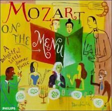 Mozart, W.A. : Mozart on the Menu CD