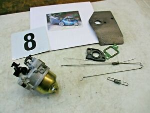 CARBURETOR KERUIDI 107  ULTRASONIC CLEANED WORKING ORDER TESCO PLM042011 173 CC