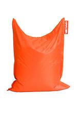 Orange Hippo Children's Bean Bag Slab Water Resistant Beanbag Kids Gamer Outdoor