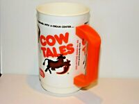 Goetze's Cow Tales Advertising Candy Mug Candy Collectors Series #20 Whirley Co.
