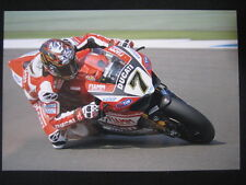 Photo Ducati Superbike Team Panigale WSB 2014 #7 Chaz Davies (GBR) Assen #2