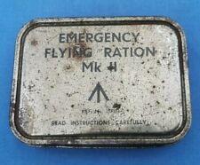 More details for ww2 raf mk2 emergency flying ration tin
