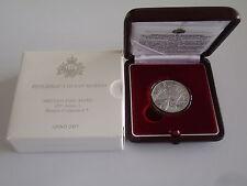 2007 Arturo Toscanini 5 Euro Silber PP San Marino argento silver proof