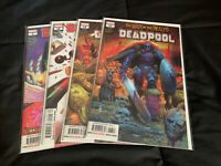 Deadpool #13-15 + Annual 1 Weasel Goes To Hell Scottie Young 2018 Marvel Comics