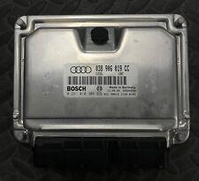 Calculateur AUDI A4 1.9 TDI 038906019CC 0281010304
