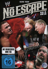 WWE NO WAY OUT No Escape Elimination Chamber 2012 DVD Deutsche Version commerciale