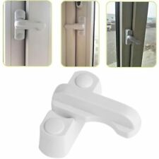 Home Door Bolt Plastic Steel Anti-theft Sliding Children Lock Windows T-lock