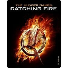 The Hunger Games - Catching Fire (Blu-ray and DVD Combo)