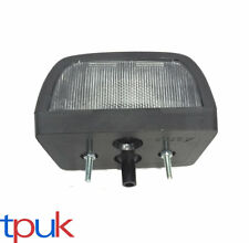 FORD TRANSIT UNIVERSAL NUMBER PLATE LAMP CHASSIS CAB/ PICK UP DROP SIDE NEW