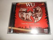 CD Wu-Tang Clan – Wu: the Story of the Wu-Tang Clan