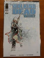 The Walking Dead Weekly #7 Image Comics Reprint