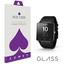 Sony 2 SW2 Smartwatch Screen Protector Tempered Glass CRYSTAL CLEAR