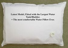waterbed waterbase water pillow height and firmness adjustable