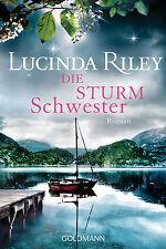 Lucinda Riley - Die Sturmschwester Roman - Die sieben Schwestern Band 2