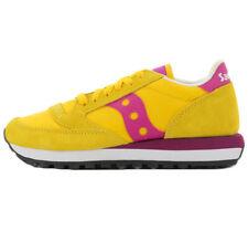 Saucony sneaker Jazz Original gialla S1044-364 per donna Saucony JAZZ ORIGINAL W