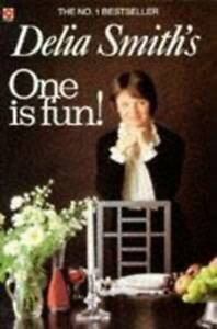 Delia Smith's one is fun. by Delia Smith (Hardback) Expertly Refurbished Product