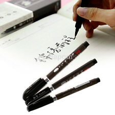 Chinese Japanese Water Ink Brush Calligraphy Art Pen School Office Stationery