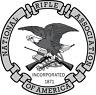 NRA National Rifle Association Gun Rights 2nd Amendment Vinyl Sticker Decal Logo