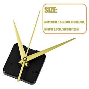 Replacement Quartz clock mechanism, choice of movement kit L0Z0 hands,DIY T7G0