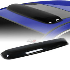 "43""SMOKE TINT SUNROOF/MOON/SUN ROOF WINDOW VISOR SHADE/VENT WIND/RAIN DEFLECTOR"