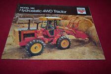 Versatile 160 Tractor Dealer's Brochure AMIL13