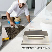 Stainless Steel Wall Plastering Concrete Trowel Wall Tools Bricklayer Tool