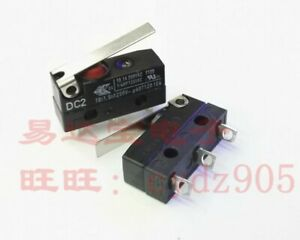 1PCS/5PCS CHERRY DC2C-A1LC Shift lever Subminiature waterproof 3Pin SPDT