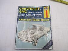 Haynes 24070 (831) Chevrolet & GMC S-10 & S-15 Pickups 1982-1993 Repair Manual