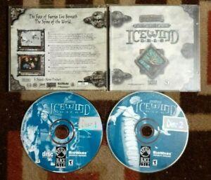 Forgotten Realms A Baldur's Gate Engine Adventure Icewind Dale VG Shape